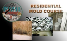 Residential Mold Inspector Certification Course