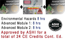 ASHI Continuing Education Package Online Training & Certification